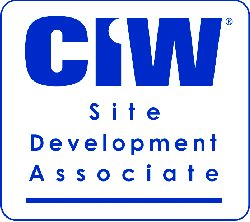 Certified Internet Webmaster Site Development Associate